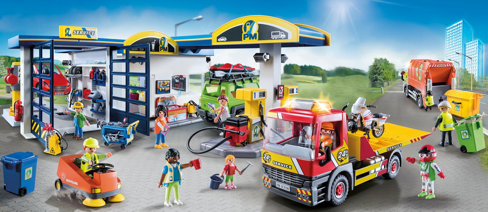 playmobil fahrzeugwelt 2019