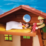 Playmobil 70253 Dachboden mit Strohlager
