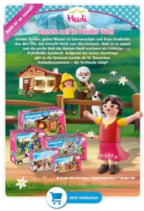 Playmobil 2019 - Heidi Spiele