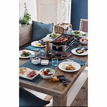 WMF Lono Raclette Grill 8 Personen