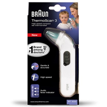 Braun ThermoScan 3 Ohrthermometer