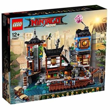 LEGO 70657 Ninjago City Hafen