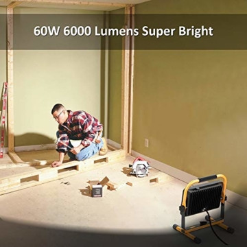 Novostella 60W LED-Baustrahler