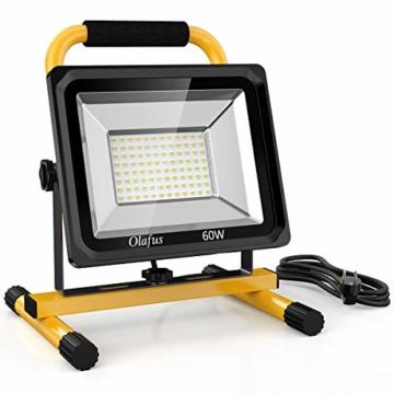 Olafus 60W LED-Baustrahler