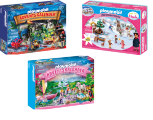 Neue Playmobil Adventskalender 2020