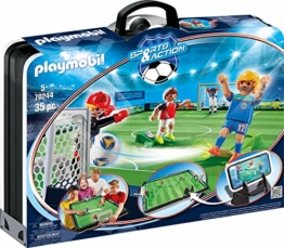 Playmobil 70244 Sports & Action Fußballarena
