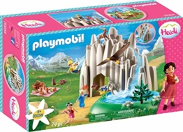 Playmobil 70254 Heidi am am Kristallsee