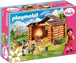 Playmobil 70255 Peters Ziegenstall