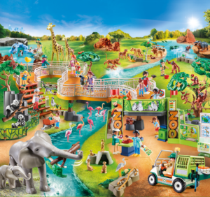 Playmobil Erlebnis-Zoo ab April 2020