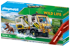 Playmobil Wildlife Truck 70278 ab Mai 2020