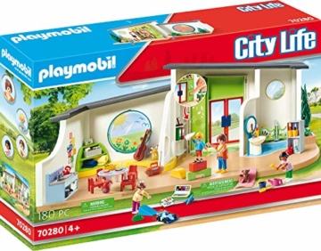PLAYMOBIL 70280 KiTa Regenbogen