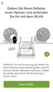 iRobot Terra t7 Mähroboter Name