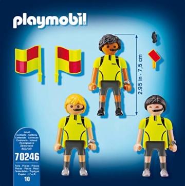 PLAYMOBIL 70246 Schiedsrichter-Team