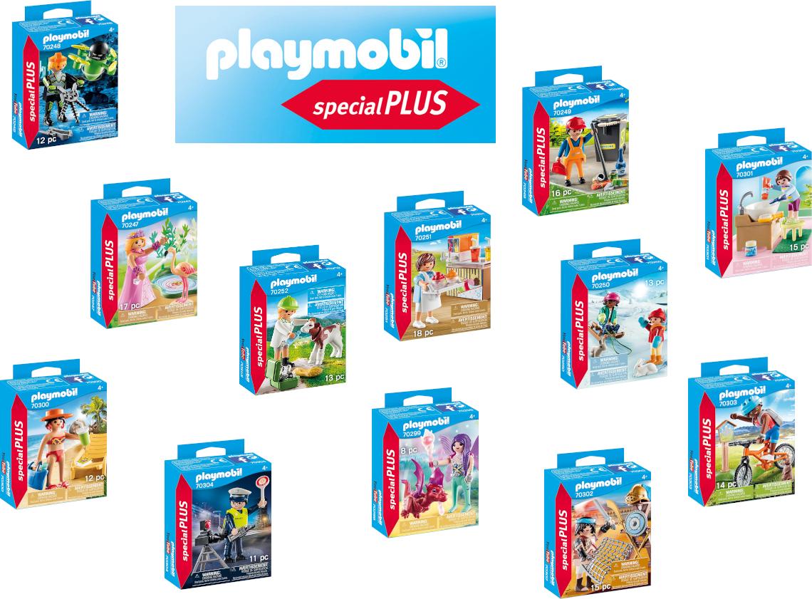 Playmobil Special Plus Figuren 2020