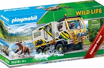 PLAYMOBIL 70278 Expeditionstruck