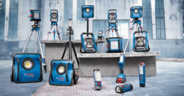 Unterschiede Bosch Professional Akku Baustrahler