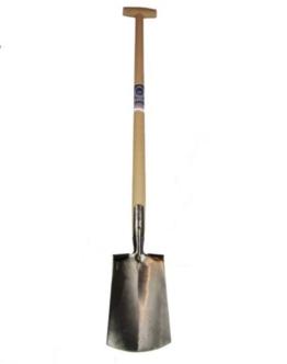 Baack Spaten Holsteiner Rüffel mit T-Griff 10185
