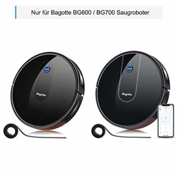 Bagotte BG600 BG700 Wassertank für Wischfunktion