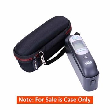 LTGEM EVA Hard Case für Braun Thermoscan 7 IRT6520