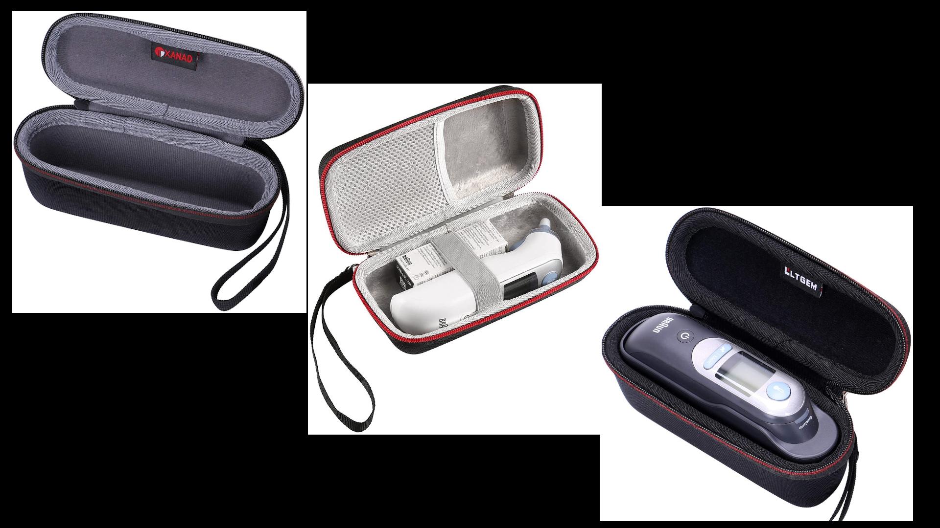 Taschen für Braun Thermoscan
