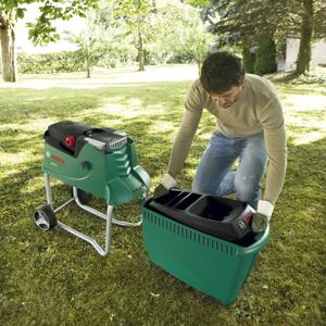 Gartenhäcksler im Vergleich - Sicherheitsfunktionen