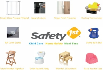 Safety 1st 33110024 Magnetschloss