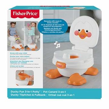 Fisher-Price T6211 - Toilettentrainer Ente
