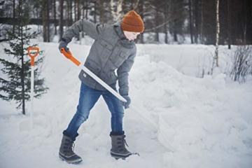 Fiskars Schneeräumer SnowXpert 1003469 Schnee räumen