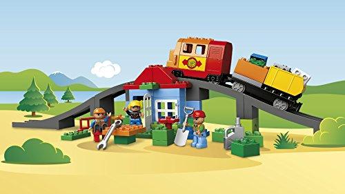 Lego 10508 - enthält eine Eisenbahnbrücke