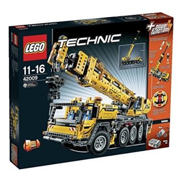 LEGO 42009 - der Karton des mobilen Schwerlastkrans