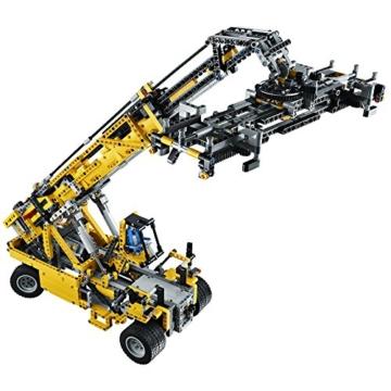 LEGO 42009 - das B-Modell in der Einzelansicht