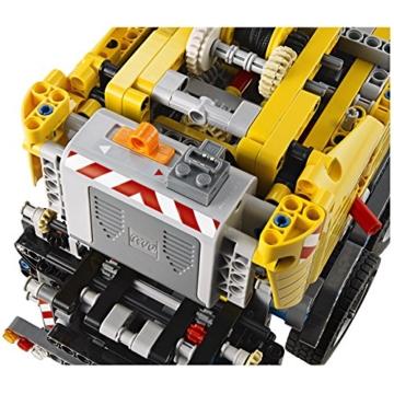LEGO 42009 - Details