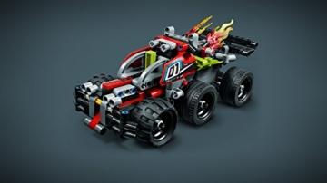 LEGO 42073 - das B-Modell in der Kombination mit Lego 42072