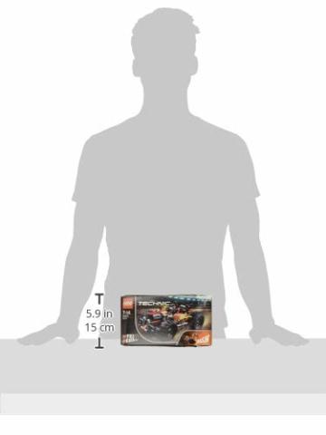 LEGO 42073 Packungsgröße