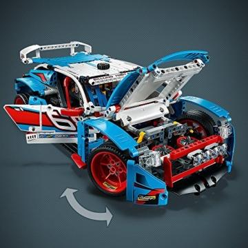 Lego 42077 Technic Funktionen