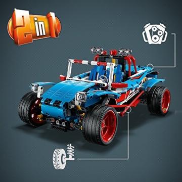 Lego 42077 B-Modell 2in1