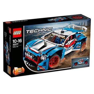 Lego 42077 Technic Verpackung