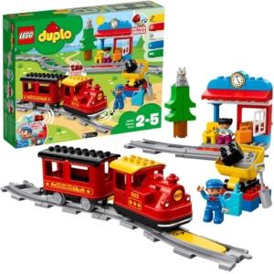 Lego 10874 - Die Duplo Dampfeisenbahn
