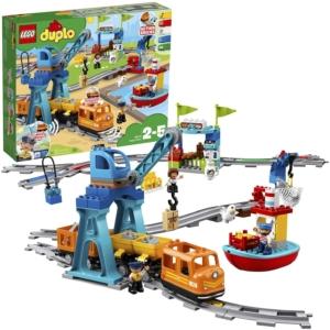 Lego 10875 - Der Duplo Güterzug