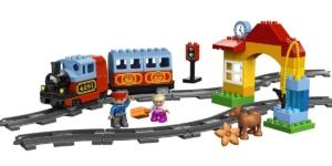 Lego 10507 - das Duplo Eisenbahn Starterset aus dem Jahr 2013