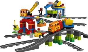 Lego 10508 - das Duplo Eisenbahn Superset aus dem Jahr 2013
