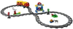 Lego 3771 - das Duplo Eisenbahn Starterset aus dem Jahr 2005
