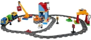 Lego 3772 - das Duplo Eisenbahn Superset aus dem Jahr 2005