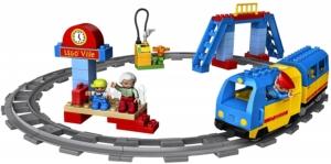 Lego 5608 - das Duplo Eisenbahn Starterset aus dem Jahr 2008