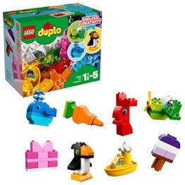 Lego 10865 - die Duplo Steinebox mit lustigen Figuren