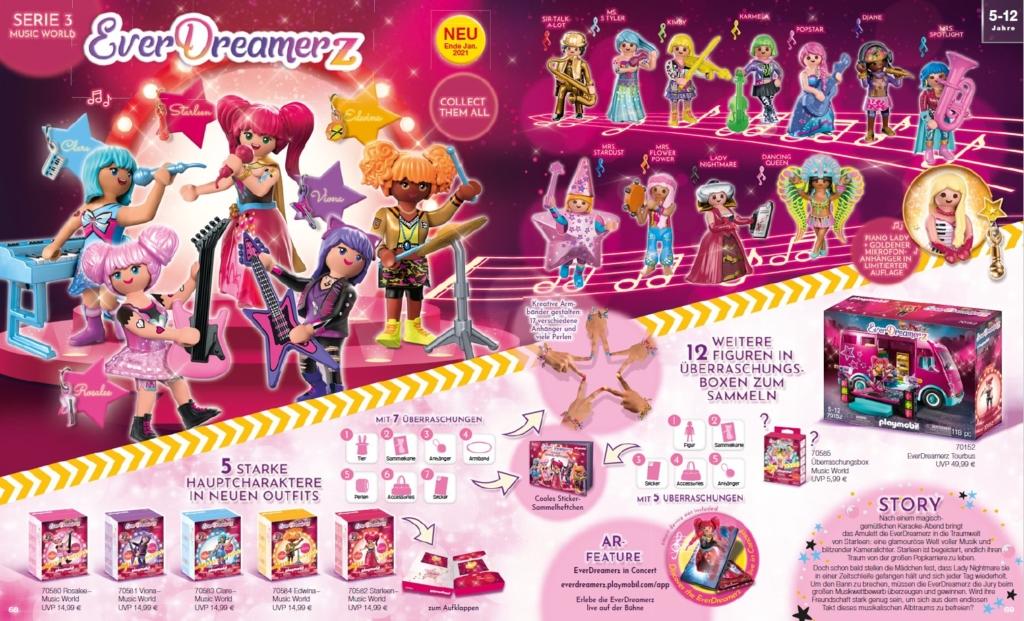 7 Playmobil Everdreamerz Neuheiten gibt es ebenso ab Ende Januar 2021
