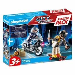 Playmobil 70502 - Starterpack Polizei Playmobil 2021