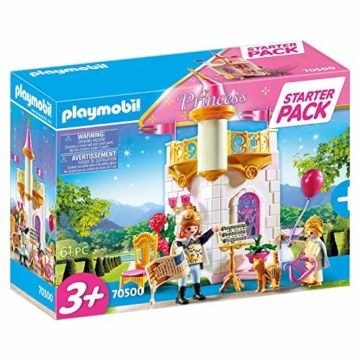 Playmobil 70500 - das voll bezaubernde Starterpack Princess (2021)