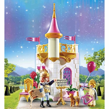 Playmobil 70500 - das voll bezaubernde Starterpack Princess (2021) mit Turm