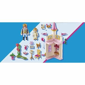 Playmobil 70500 - das voll bezaubernde Starterpack Princess (2021) Inhalt